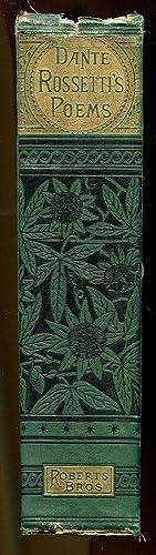 Poems: Rossetti, Dante Gabriel