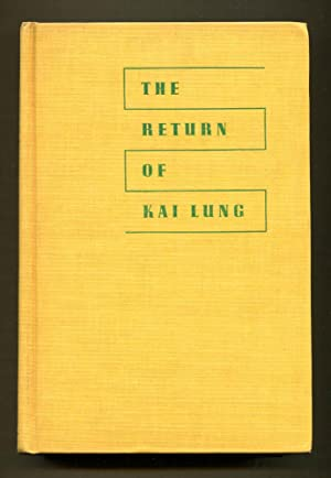 The Return of Kai Lung: Bramah, Ernest