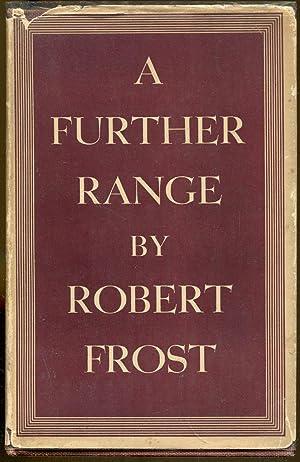A Further Range: Frost, Robert