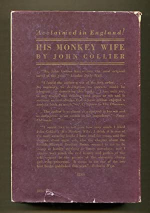 His Monkey Wife: Collier, John