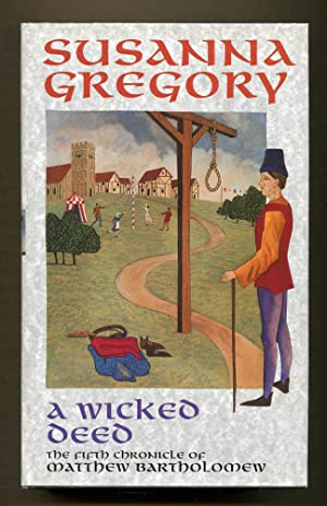 A Wicked Deed: Gregory, Susanna