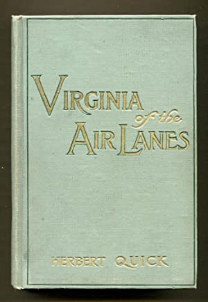Virginia of the Air Lanes: Quick, Herbert