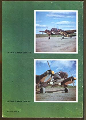 Dornier Do 17 Z Junkers Ju88 A-4: Keskinen, Kalevi; Stenman, Kari and Niska, Klaus