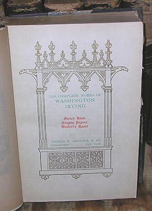 The Complete Works of Washington Irving (10 Volume Set): Irving, Washington