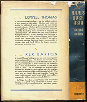 Wings Over Asia: Thomas, Lowell & Barton, Rex