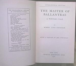 Works of Robert Louis Stevenson - Biographical Edition, 23 Volumes: Stevenson, Robert Louis
