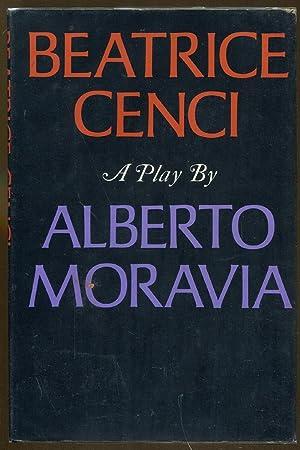 Beatrice Cenci: Moravia, Alberto