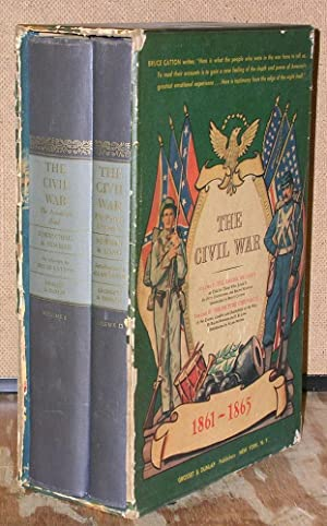 The Civil War 1861-1865: Two Volume Set: Eisenschiml, Otto; Newman, Ralph and Long, E. B.