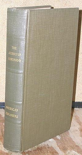 The Journey of Coronado 1540-1542: Winship, George Parker. Editor and Translator