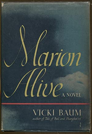 Marion Alive: Baum, Vicki