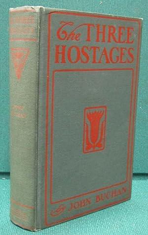 The Three Hostages: Buchan, John