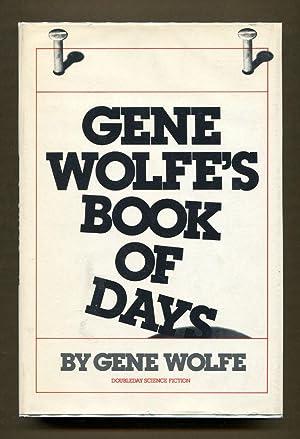 Gene Wolfe's Book of Days: Wolfe, Gene