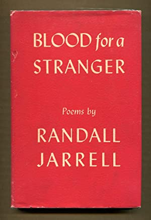 Blood For A Stranger: Jarrell, Randall