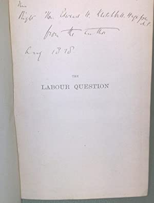 Lectures on the Labour Question: Brassey, Thomas