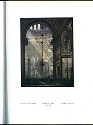 The Artist's London as seen in Eighty Contemporary Pictures: Drinkwater, John & Whitten, ...
