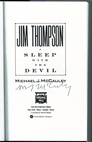 Jim Thompson: Sleep with the Devil: McCauley, Michael J.