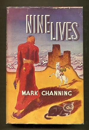 NINE LIVES: Channing, Mark