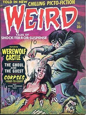 Weird Vol. 2, No. 8: Burgos, Carl (Editor)