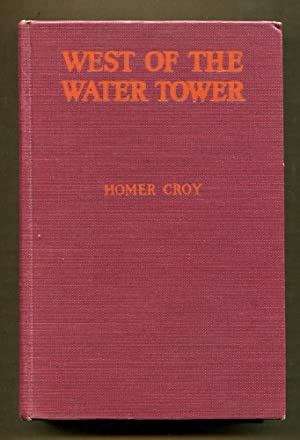 West of the Water Tower: Croy, Homer