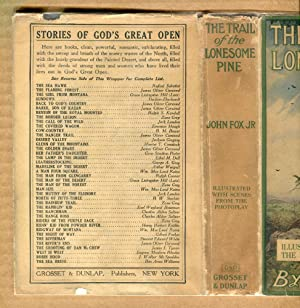 The Trail of the Lonesome Pine: Fox, Jr. , John