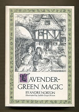 Lavender-Green Magic (Signed Copy): Norton, Andre