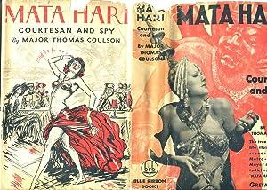 Mata Hari: Courtesan and Spy: Coulson, Major Thomas