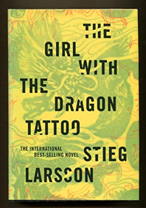 The Girl With The Dragon Tattoo: Larsson, Stieg