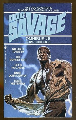 Doc Savage Omnibus #5: Robeson, Kenneth