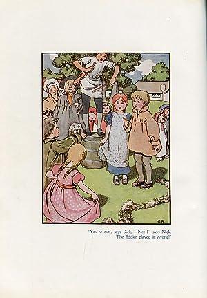 A Nursery Garland: Cheatham, Kitty & Robertson, Graham (Ills. )