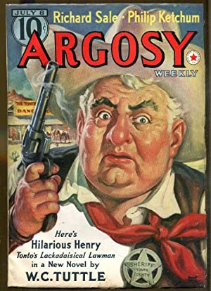 Argosy Weekly: July 8, 1939: Merritt, A. and Others