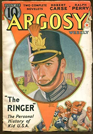 Argosy Weekly: July 22, 1939: Merritt, A. and Others