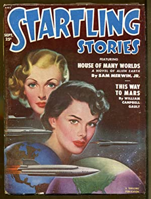Startling Stories: September, 1951: Mines, Samuel. Editor