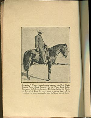OLD RANCHES (Inscribed by Author): Harper, Minnie Timms & George Dewey