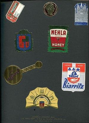 Bibliotheque Imaginaire: Caractere Noel 1955: Vox, Maximilien. Editor