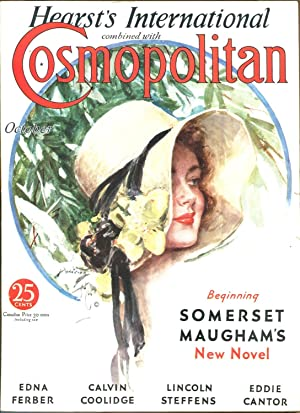 Hearst's International-Cosmopolitan: October, 1932: Burton, H. P. Editor