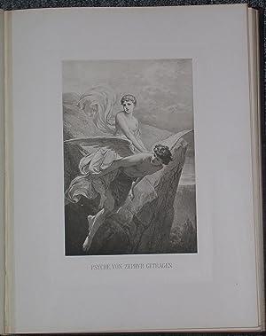 Amor Und Psyche, Eine Dichtung In Sechs Gesangen: Hamerling, Robert & Thumann, Paul (Illustrator)