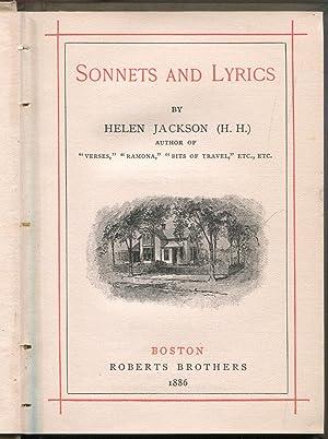 Sonnets & Lyrics: Jackson, H. (elen) H. (unt)