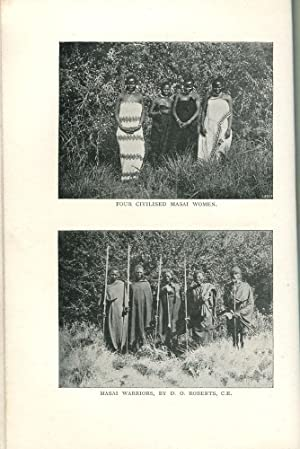 A Yankee in Pigmy Land; Being the Narrative of a Journey Across Africa from Mombasa Through the ...