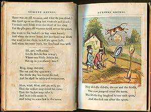 The Illuminated Book of Nursery Rhymes: Aunt Mary, (etal)