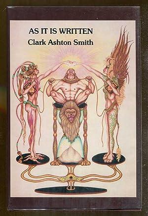 As it is Written: Smith, Clark Ashton & Krupowicz, R. J. (Illustrator)