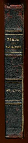Birds and Nature In Natural Colors, A Monthly Serial: Volume XII (13) Jan. 1903-May 1903 & ...