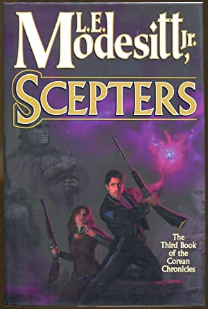 Scepters (The Third Book of the Corean Chronicles)Signed copy: Modesitt, L. E. Jr.