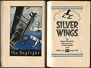 Silver Wings: Whitfield, Raoul