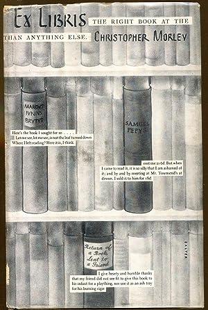 Ex Libris: Morley, Christopher