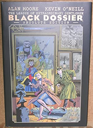 The League of Extraordinary Gentlemen Black Dossier Absolute Edition