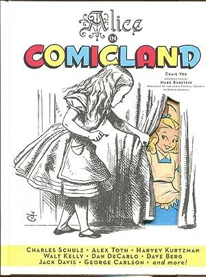 Alice In Comicland: Yoe, Craig. Editor