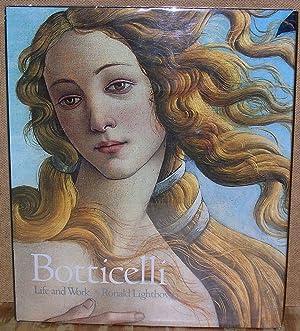 Sandro Botticelli: Life and Work: Lightbown, Ronald