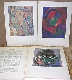 Painters of the Twentieth Century: Cubism and Fantastic Art: Lassaigne, Jacques
