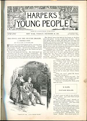 Harper's Young People (Magazine) 1892: Vol.XXIII (23), Nov. 3, 1891 thru Oct. 25, 1892: Pyle, ...