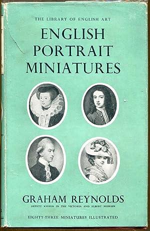 English Portrait Miniatures: Reynolds, Graham